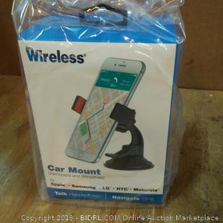Wireless Car Mount