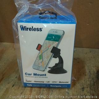 Wireless Car Mount Factory Sealed