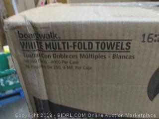 Multi Fold Towels
