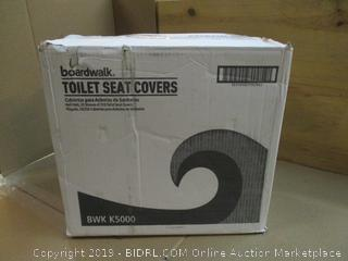 Toilet Seat Covers Factory Sealed