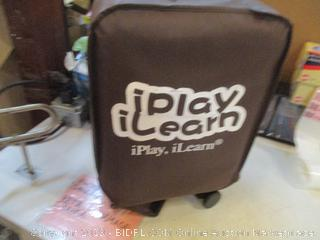 iPlay i Learn Rolling Luggage