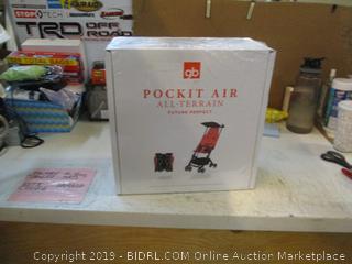 Pockit Air All Terrain Stroller Factory Sealed
