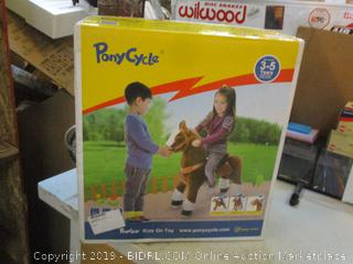 Pony Cycle  Factory Sealed