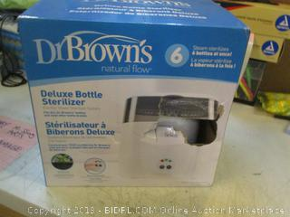 Dr Browns Deluxe Bottle Sterilizer