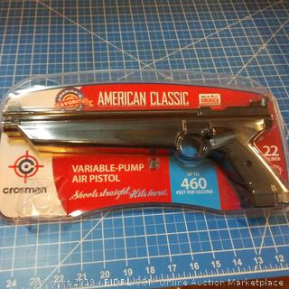 Crosman American  Classic Variable-Pump Air Pistol