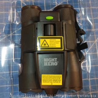 Night Hero Binoculars no box