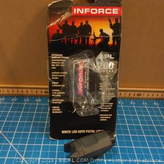Inforce Integrated Mounting System