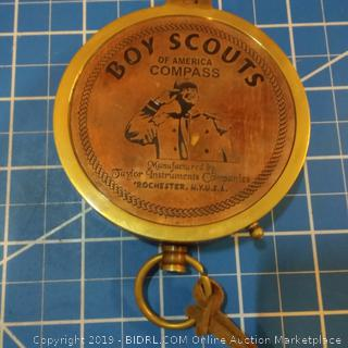 Bou Scouts of America Compass