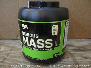 Serious Mass dented