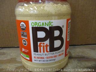 Organic PfitB