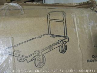 Rubbermaid Platform Truck