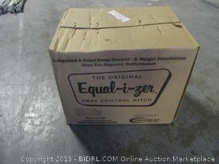 Equal-i-zer Sway Control Hitch