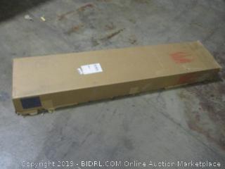 Concord T1302F Junior Loft Bed, Full, Cappuccino (Retail $313.00) PHOTO
