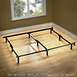 Zinus Michelle Compack 9-Leg Support Bed Frame, Queen
