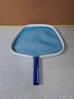 Homga Fine Mesh Pool Net, Heavy Duty Leaf Skimmer - Professional Pool Skimmer, for Spas, Swimming Pool, Hot Tubs,Fountain, Fish Tank Ect for Cleaning Pool Leaves and Debris
