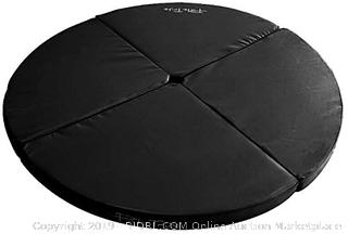 "Pole Tribe Pole Dance Mats, 3.6"" Thick, 5ft Wide Pole Crash Mats, Specialized Fall Safety Padding Made for Pole (online $205)"