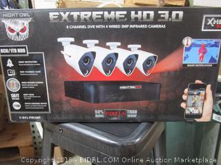 Extreme HD Night Owl Camera