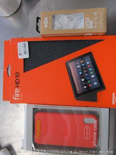 Fire HD8 tablet