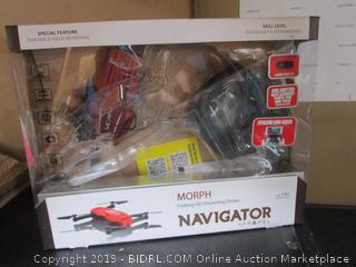 Morph Navigator Drone