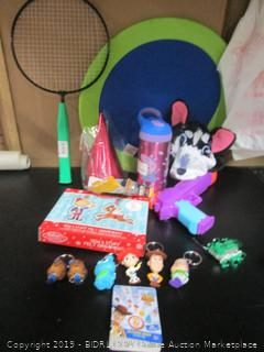 Box Lot Toys, Toy Story Key Chains,