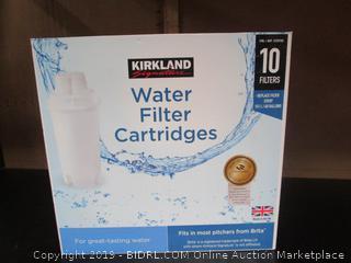 Kikrland Water Filter Cartrdiges