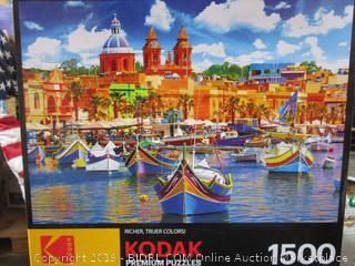 1500 Kodak Puzzle