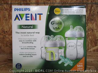 Philips Avent Natural Bottle Feeder