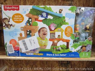 Fisher Price Toddler Preschool