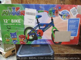 Pj Mask Bike