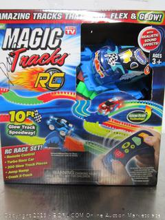 Magic Tracks Mega Car Set