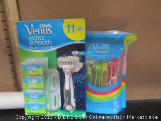 Gillette Venus Razor Heads / Cartridges