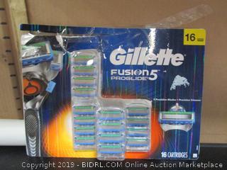 Gillette Razor Heads