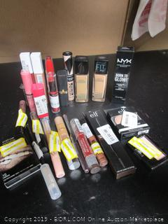 Cosmetic Make Up Misc Lot