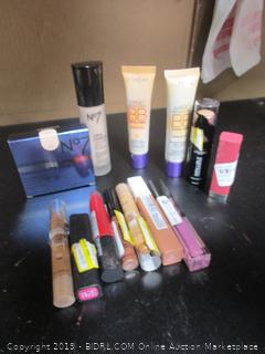 Cosmetic Make up Items lot