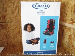 Graco Affix Highback Booster with Latch System