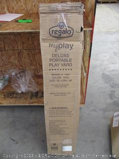 Regalo MyPlay Deluxe Portable Play Yard