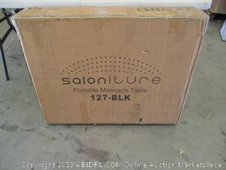 Saloniture Portable Massage Table
