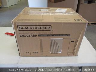 Black+Decker Microwave Oven