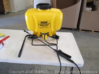 Hudson Commercial BAK-PAK Sprayer