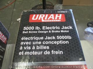 Uriah 5000 lb. Electric Jack