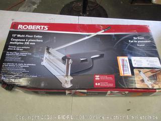 "Roberts 13"" Multi Floor Cutter"