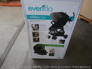 Evenflo Sibby Travel System