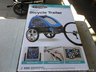 In Step Sync Bicycle Trailer