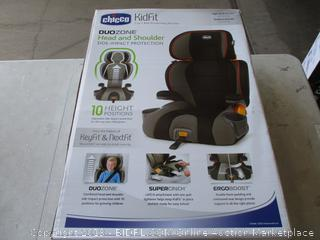 Chicco KidFit High Back Booster