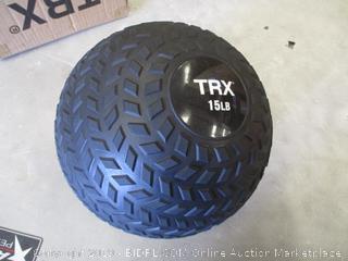 TRX 15LB Exercise Ball