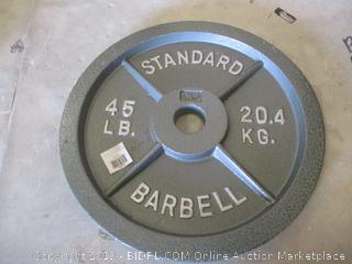 Barbell 45lb