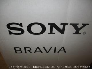 "Sony Bravia 65"" 4K HDR Ultra HD Screen Cracked, Damaged See Pictures"