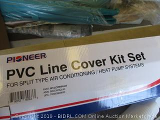 PVC Line Cover Kit Set