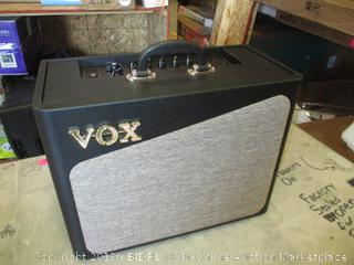 VOX Analog Valve Amplifier Powers on, in box , see Pictures