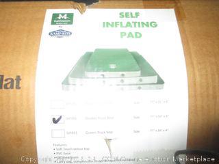 self inflating pad